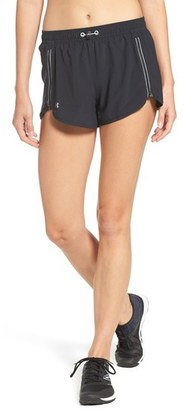 Women's Under Armour 'Accelerate' Running Shorts $54.99 thestylecure.com
