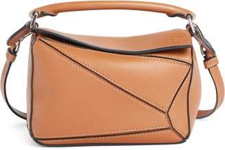 Loewe Mini Puzzle Calfskin Leather Bag