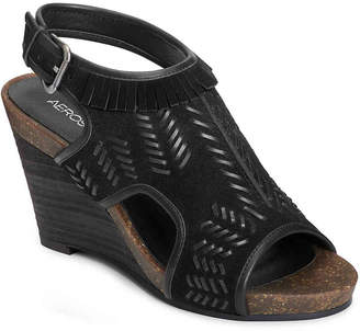Aerosoles Waterfront Wedge Sandal - Women's