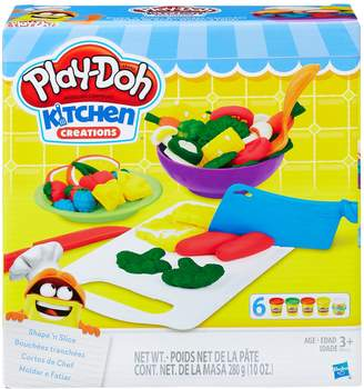 N. Play Doh Play-Doh Kitchen Creations Shape 'n Slice Set
