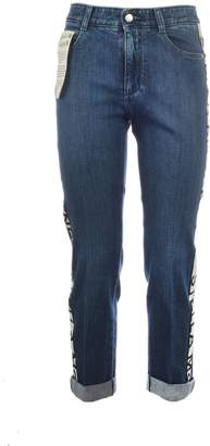 Stella McCartney Spring Denim With Bands On The Side