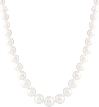 Splendid Pearls 14K 4-8Mm Pearl Necklace