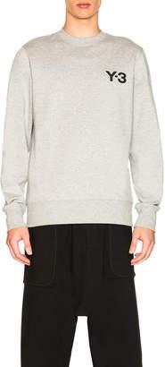 Yohji Yamamoto Y 3 Classic Crew Sweater