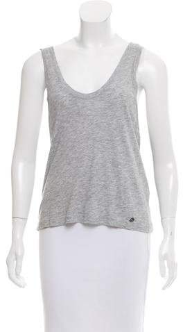 3.1 Phillip Lim3.1 Phillip Lim Sleeveless Lace-Accented Top