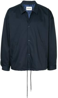 Monkey Time Plain Shirt Jacket