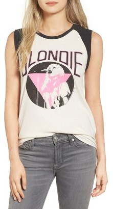 Women's Junk Food Blondie Tank $42 thestylecure.com