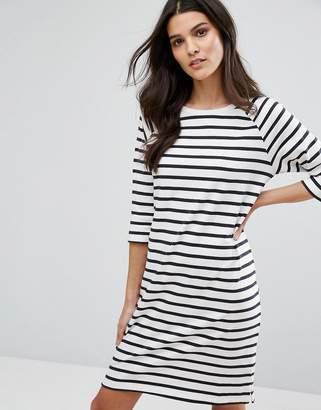 Selected Stripe Dress