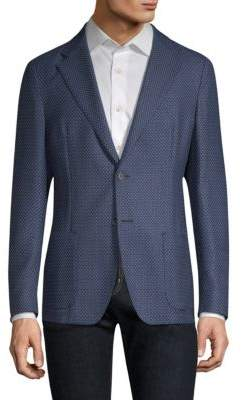 Strellson Mandoc Wool Blend Slim-Fit Sportcoat