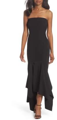 Vince Camuto Strapless Midi Dress