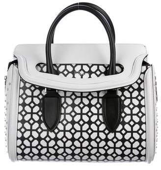Alexander McQueen Small Printed Heroine Bag