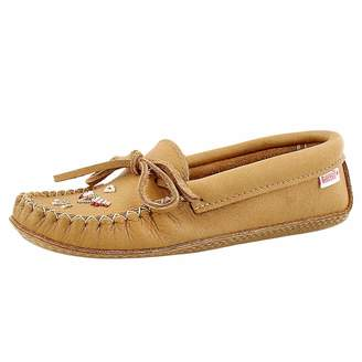SoftMoc Women's 7463 Leather Sole Moccasin