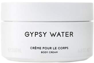 Byredo 200ml Gipsy Water Body Cream