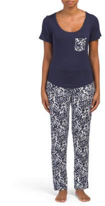 Animal Pajama Set