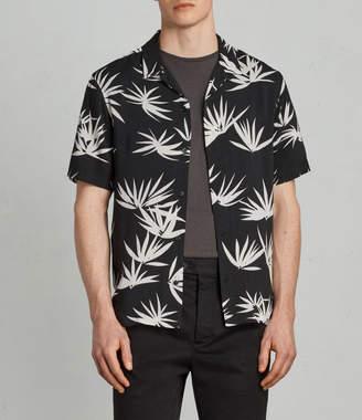 AllSaints Bhutan Hawaiian Shirt