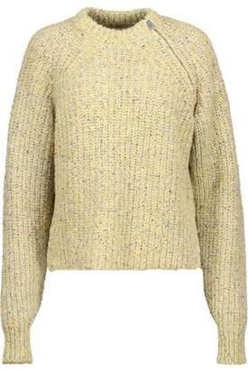 Etoile Isabel Marant Happy Ribbed-Knit Sweater