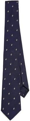 Paul Smith Narrow Bunny Tie