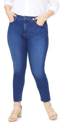 NYDJ Plus Ami Super Skinny Ankle Jeans in Cooper