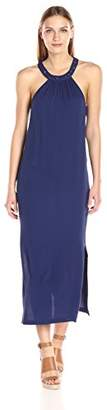 Ella Moss Women's Stella with Caging Maxi Dress