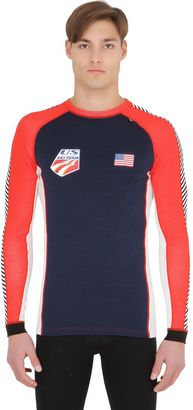 Usa Ski Team Base Layer Top $88 thestylecure.com