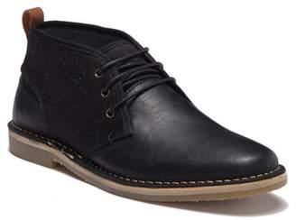 26af9d6ea2a Steve Madden Black Chukka Men s Boots