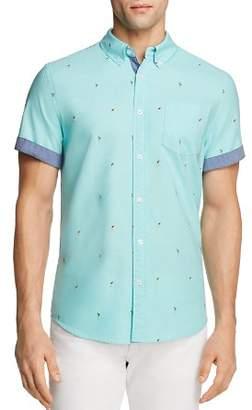 Jachs NY Hula Girl Regular Fit Button-Down Shirt - 100% Exclusive
