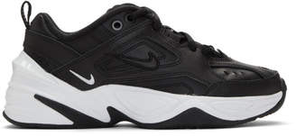 Nike Black and White M2K Tekno Sneakers