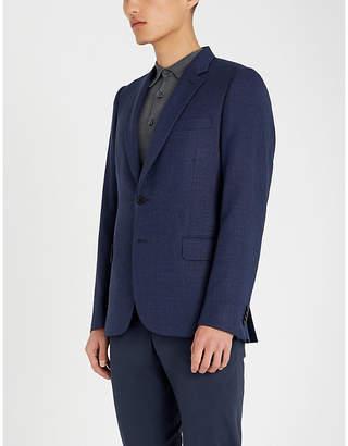 Paul Smith Soho-fit single-breasted wool jacket