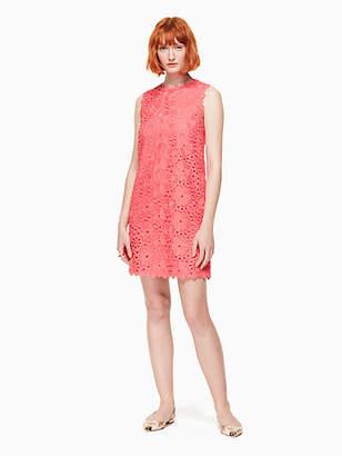 Kate Spade Lace shift dress