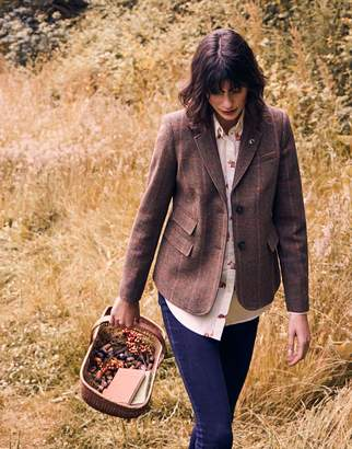 Joules Clothing Wiscombe Tweed Blazer