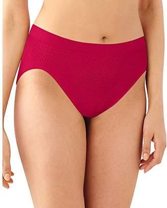 Bali Women's Comfort Revolution Seamless High-Cut Brief Panty