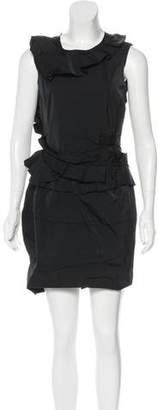 Nina Ricci Sleeveless Mini Dress w/ Tags