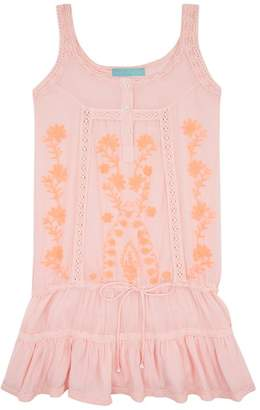 Melissa Odabash Baby Jaz Embroidered Dress