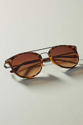 Anthropologie Arnette Brow-Bar Sunglasses