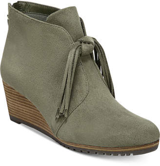 Dr. Scholl's Dr. Scholl Classify Wedge Booties Women Shoes