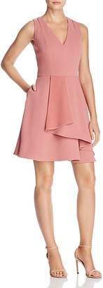 Adelyn Rae Paige Fit-and-Flare Dress
