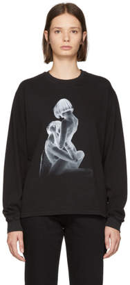 Misbhv Black Motel Mirage Long Sleeve T-Shirt