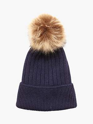 Phase Eight Tori Pom Pom Beanie Hat