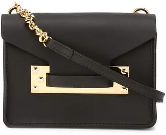 Sophie Hulme nano envelope crossbody bag