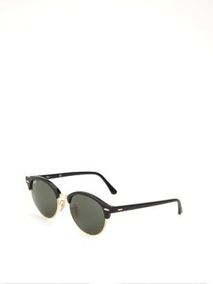4dd3af4c55 Green Mirror Lens Sunglasses - ShopStyle UK