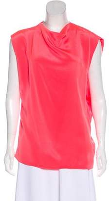 3.1 Phillip Lim Sleeveless Silk Top