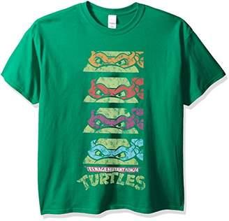 Nickelodeon Men's Big and Tall Teenage Mutant Ninja Turtles T-Shirt