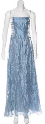 Tahari Sleeveless Maxi Dress