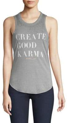 Spiritual Gangster Good Karma Tank Top