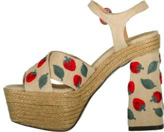 Castaner Forman Angelina Platform Sandal