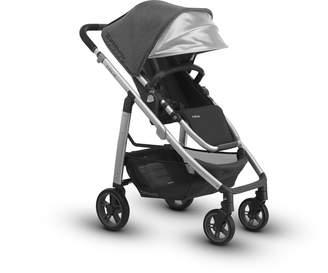 UPPAbaby CRUZ Stroller - Jordan (Charcoal Melange/Silver/Black Leather)