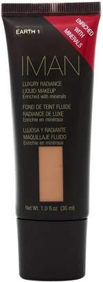 Iman Cosmetics Luxury Radiance Liquid Makeup Earth 1