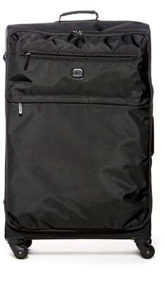 """Bric's Luggage 30\"""" Nylon Spinner with Frame Suitcase"""