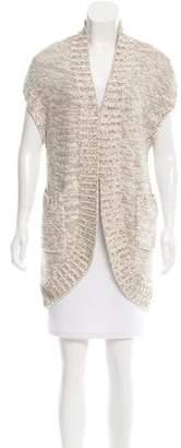 Alice + Olivia Short Sleeve Knit Cardigan