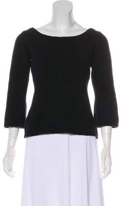 Temperley London Cashmere Knit Sweater