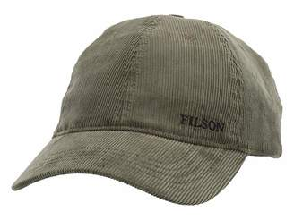 Filson Cord Low-Profile Cap